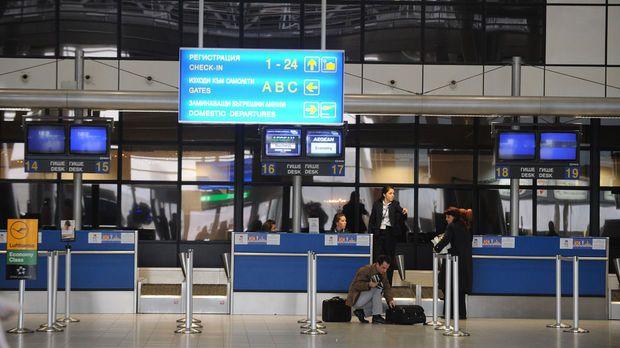 Sofia aeroport 3 - Аэропорт София