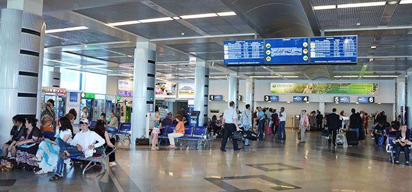 Strigino aeroport 1 - Аэропорт Стригино Нижний Новгород
