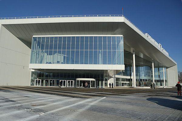 Strigino aeroport 2 - Аэропорт Стригино Нижний Новгород