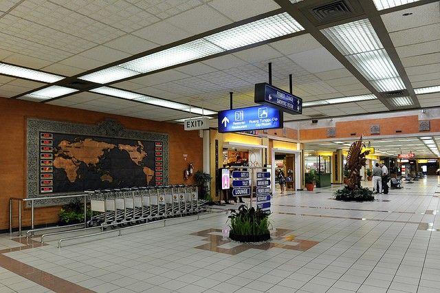Suharno Hatta aeroport 2 - Аэропорт Сукарно-Хатта