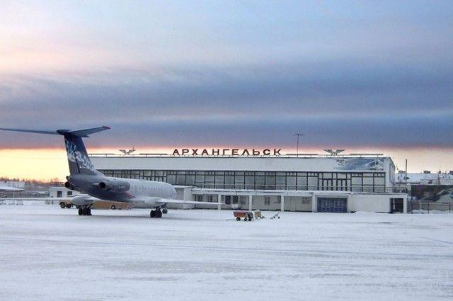 Talagi aeroport 1 - Аэропорт Талаги (Архангельск)
