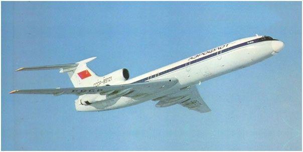 Tu 154 1 - Ту-154