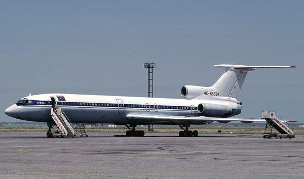 Tu 154 2 - Ту-154