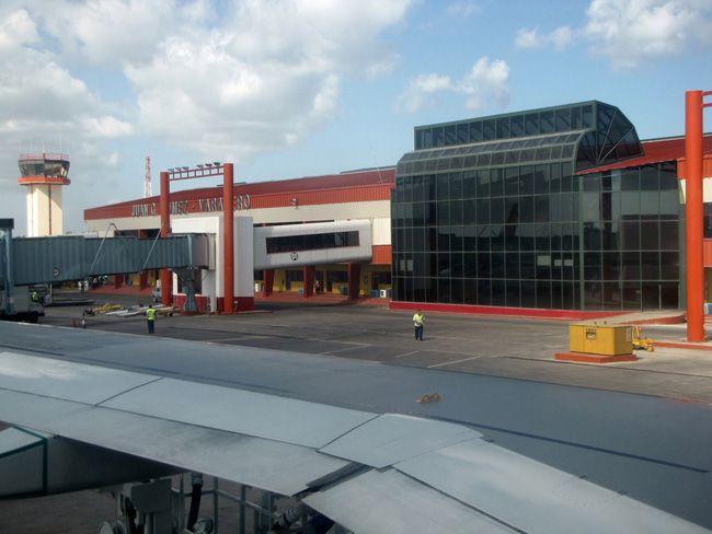 Varadero aeroport 1 - Аэропорт Варадеро