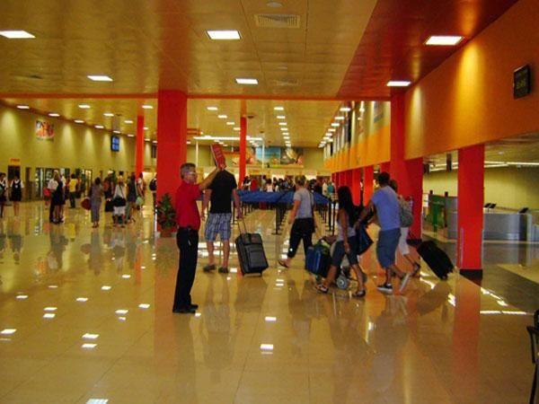 Varadero aeroport 2 - Аэропорт Варадеро