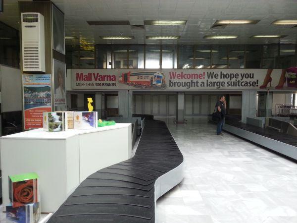 Varna aeroport 7 - Аэропорт Варна