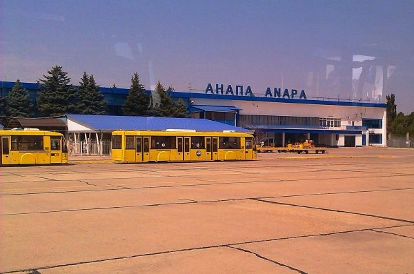 Vityazevo aeroport 1 - Аэропорт Анапа