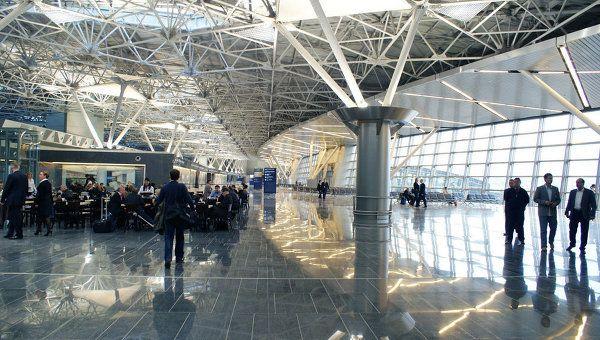 Vnukovo aeroport 1 - Аэропорт Внуково