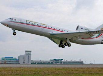 Самолеты для деловой авиации