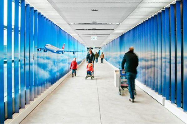 aeroport Cyurih 1 - Аэропорт Цюрих (Flughafen Zürich, Zürich Airport),  аэропорт Клотен (ZRH, LSZH)