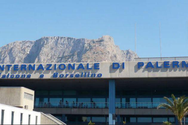aeroport Falcone e Borsellino 1 - Международный аэропорт Палермо
