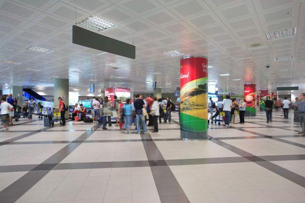 aeroport Falcone e Borsellino 2 - Международный аэропорт Палермо