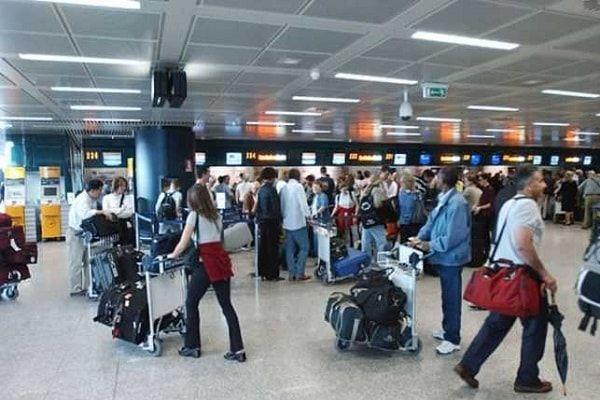 aeroport Leonardo da Vinchi (Fyumichino) 1 - Аэропорт Рима Леонардо да Винчи (Фьюмичино) - LIFR - FCO - Leonardo da Vinci International Airport -  Rome Fiumicino Airport
