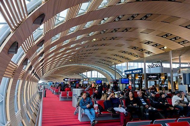 aeroport Orli 2 - Аэропорт Орли