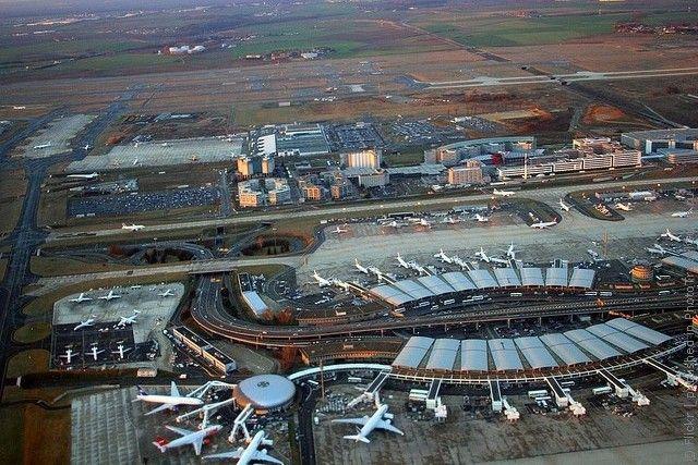 aeroport Ruassi Sharl de Goll 2 - Аэропорт Шарль-де-Голль