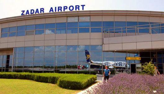 aeroport Zadar 1 - Аэропорт Задар