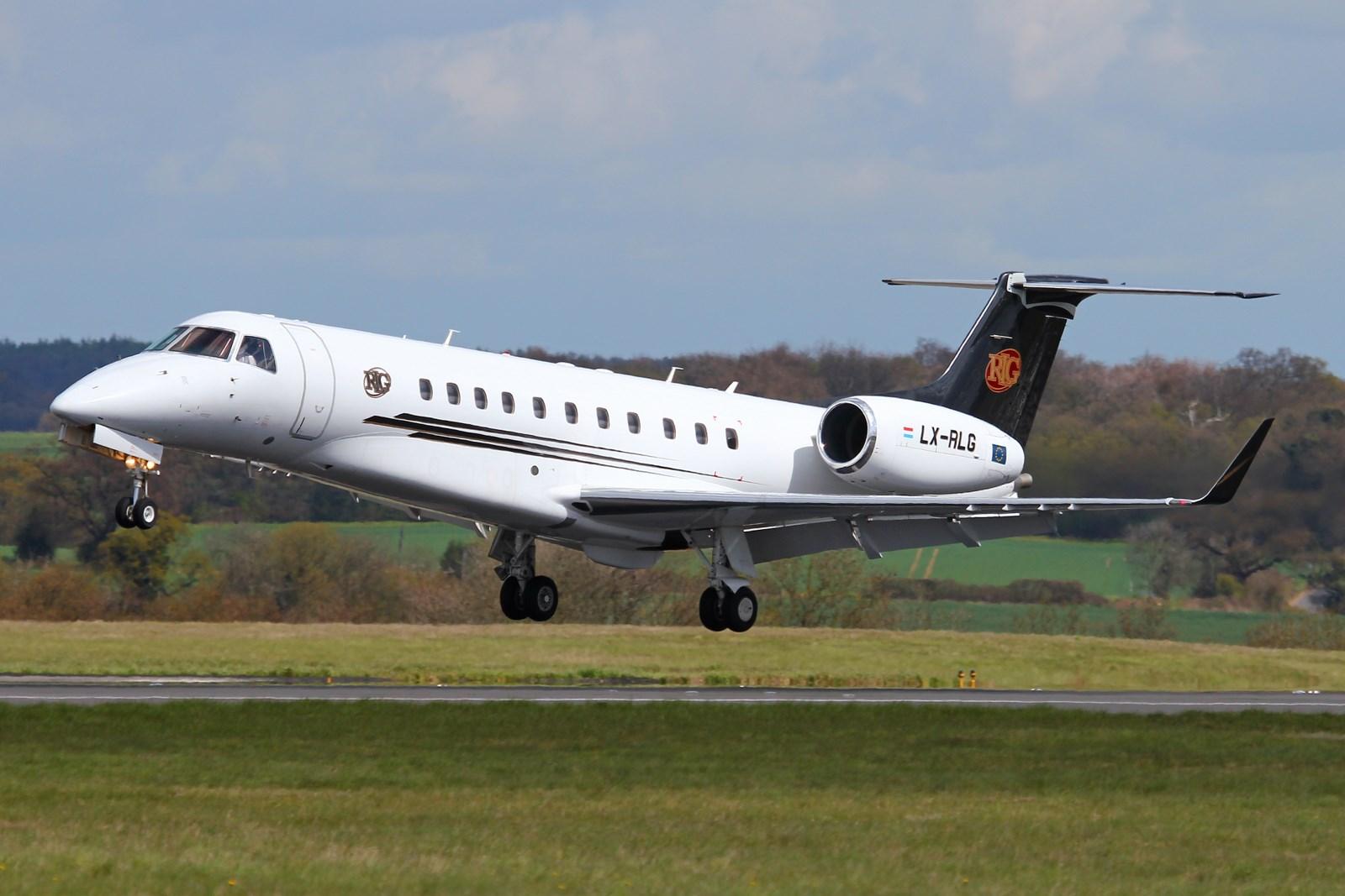 leor yudelowitz rlg 1 - Embraer Legacy 600