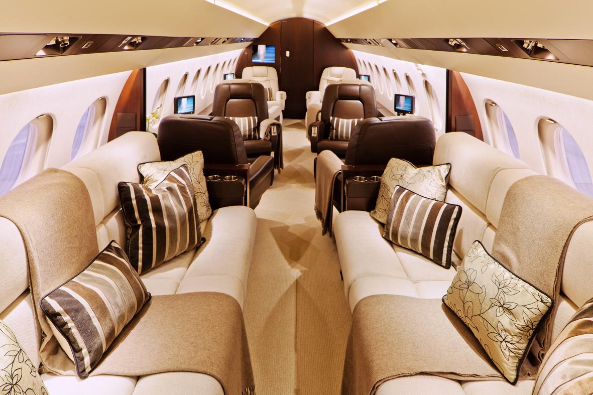 The Falcon 900EX EASy