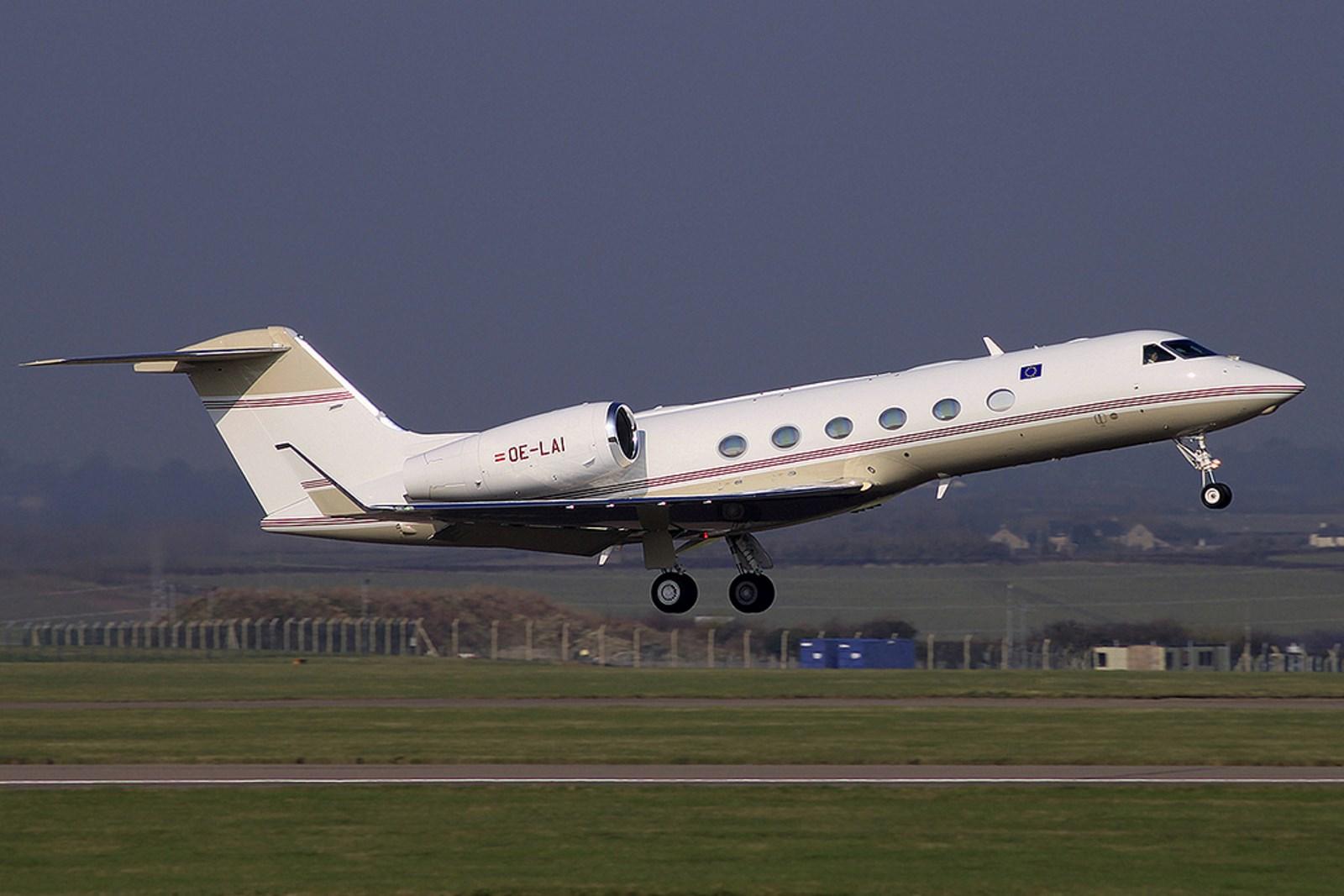 mark pearce lai - Самолет Gulfstream G450