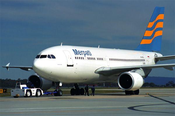 Самолет airbus А310-300