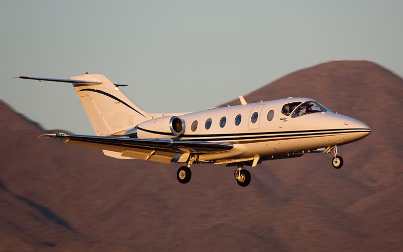 Beech Beechjet 400 1 c800x500 - Как выбрать компанию для коммерческого управления самолетом