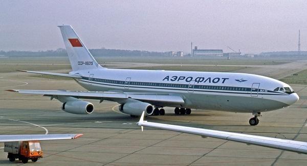 Самолет Ил-86 характеристики и фото
