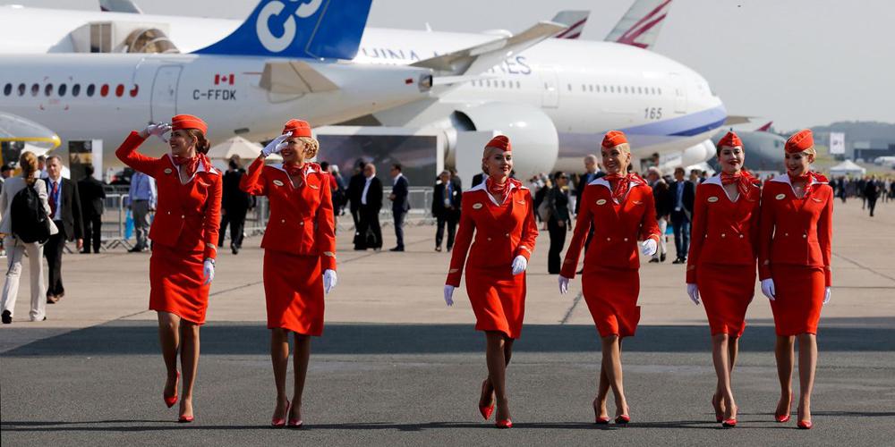 13a 1 - В 2016 году «Аэрофлот» увеличил перевозки на 40 млн человек
