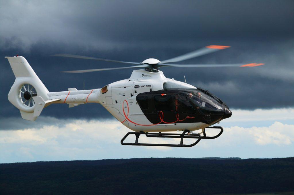 Инженерная новинка от Аirbus Helicopters для правителя Монако