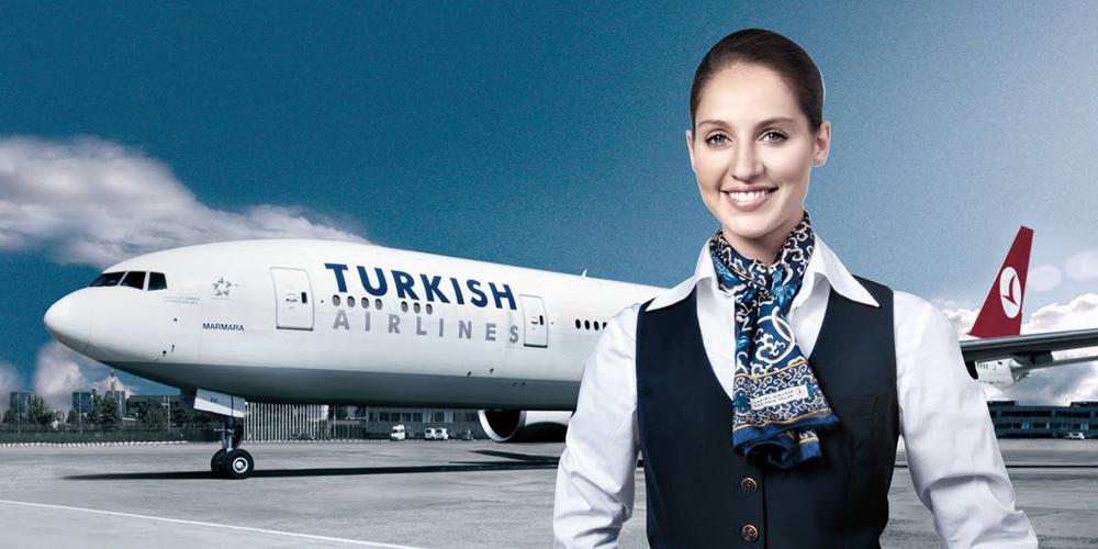 23a - Turkish Airlines заявила об увеличении количества рейсов в Казань