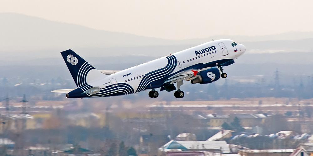 Авиакомпания «Аврора» упразднила запрет на пользование мобильными гаджетами