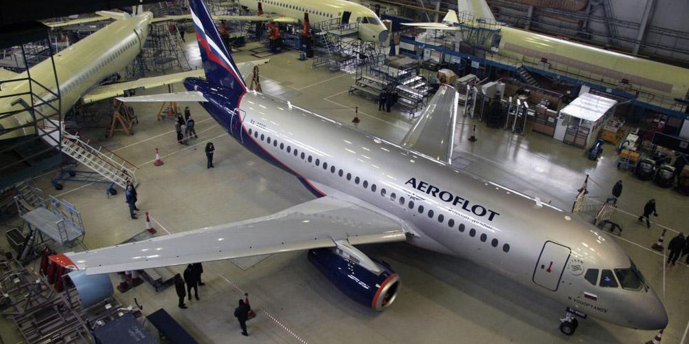 Мексиканская авиакомпания приостановила эксплуатацию российских Superjet