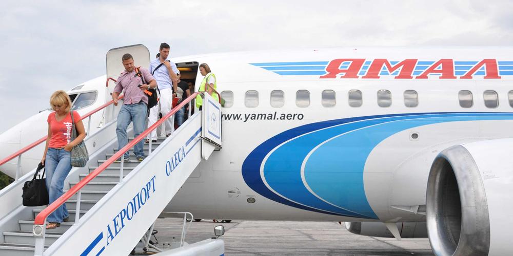 Авиакомпания «Ямал» столкнулась с запретом на рейсы в Душанбе