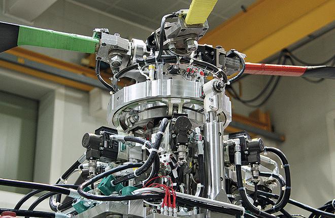 dlr meta - DLR испытывает вертолетный ротор нового поколения