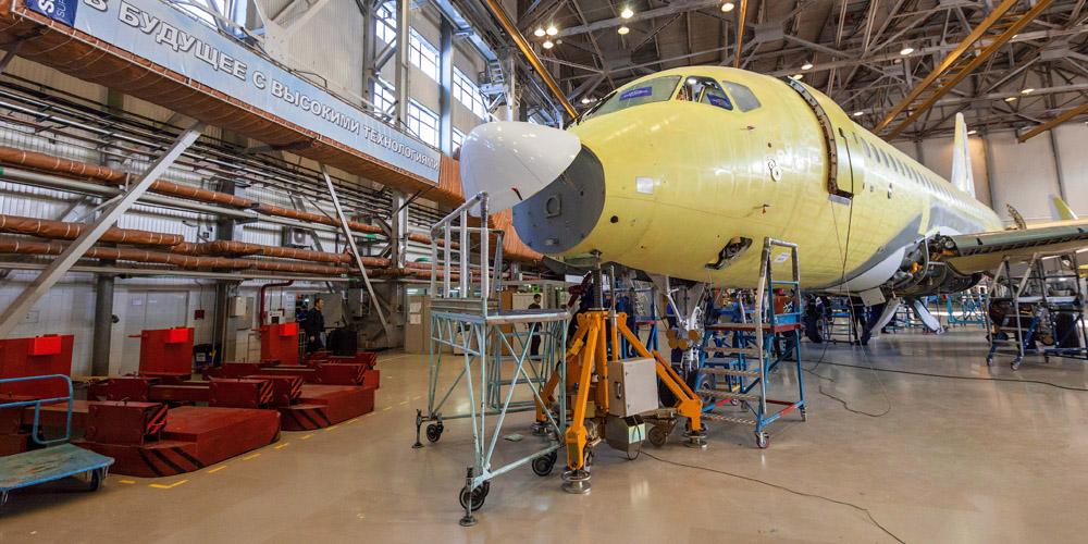 15a - Авиакомпания «Якутия» заявила о дефектах в двух самолетах SSJ-100