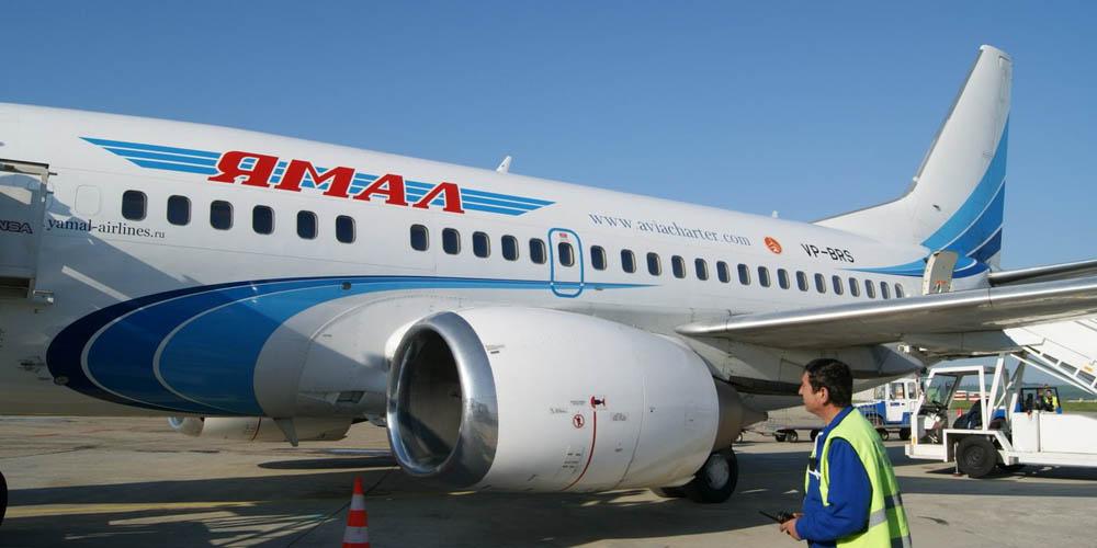 Российский перевозчик «Ямал» начнет летать в Таджикистан с начала летнего сезона