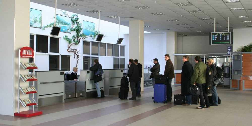 3a - Первый регулярный авиарейс из Крыма в Сочи заполнен на 90 процентов