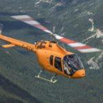 Одномоторный вертолет «Bell 505» прошел сертификацию в Канаде.