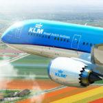 Авиакомпания KLM признана самым пунктуальным перевозчиком 2016 года