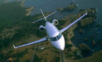 Новый рекорд скорости бизнес-джета Gulfstream G280