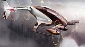 Новости деловой авиации - Airbus аннонсировал испытания аэротакси в конце этого года
