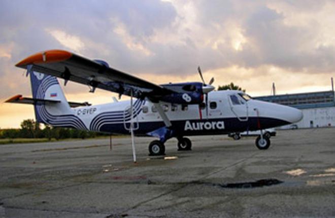 aurora photo - Авиаоператор «Аврора» расширяет свой авиапарк.