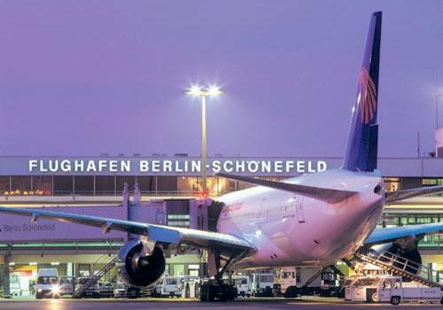 Новости деловой авиации - аэропорты Берлина показали рост пассажиропотока