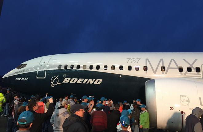 Самолеты «Boeing 737 MAX» не будут оснащать моторами CFM International LEAP-1A