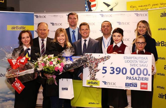 riga 660x430 - Рижский аэропорт устанавливает новые рекорды пассажиропотока