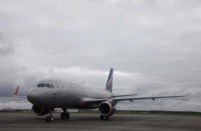 svnl3612  01 - Пассажиропоток оператора «Аэрофлот» вырос за год на 10.5%.