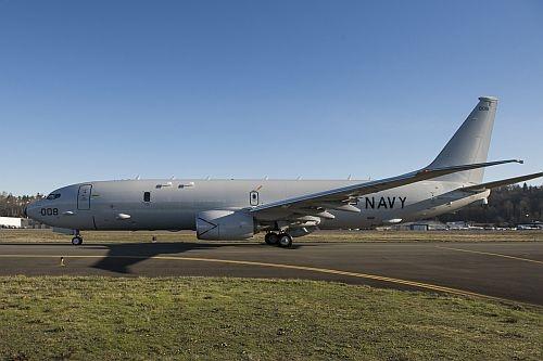 usn - Новый P-8A Poseidon заступил на службу