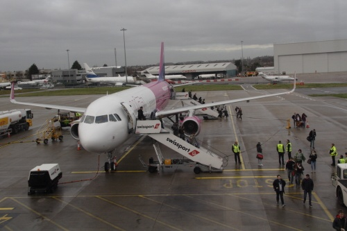 Новости авиации - Wizz Air   отчиталась о своей деятельности