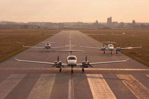 Diamond начал установку авионики Garmin G1000 NXi на новые самолеты