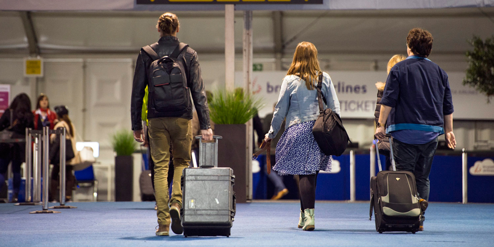 В Берлине забастовка наземных служб аэропорта привела к отмене 134 рейсов