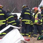 В США крушение самолета летной школы привело к гибели человека
